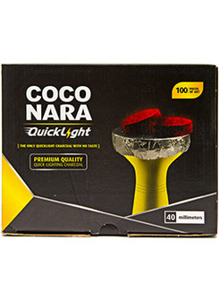 Coco Nara Quick Light Charcoals