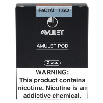 Uwell Amulet Pod Replacements