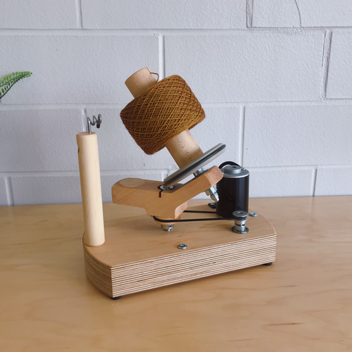 Standard Electric Yarn  Ball Winder  (Allow 1-2 Weeks Before Delivery)