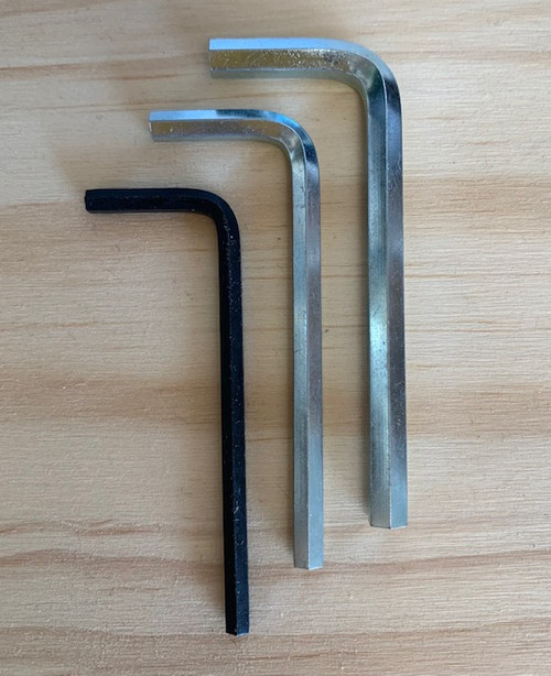 Replacement Hex Wrenches for Yarn Swift