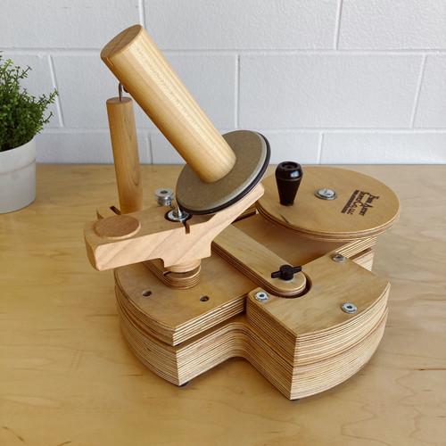 Floor Model Power Base with Jumbo Ball Winder