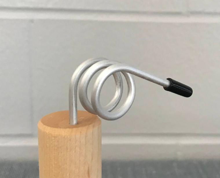 Fiber Artist Supply Co. LLC Maple Jumbo Yarn Ball Winder Art Yarn Guide