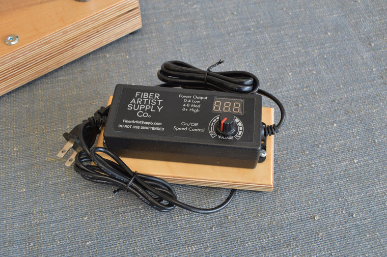 Fiber Artist Supply Co 12v5a Adjutable Power Supply