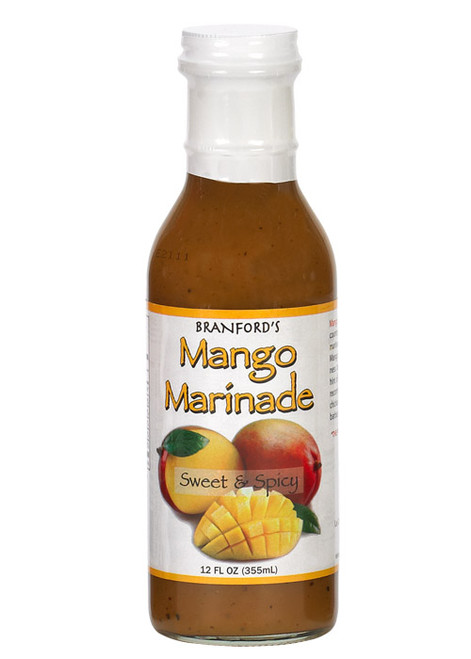 Sweet and Spicy Mango Marinade