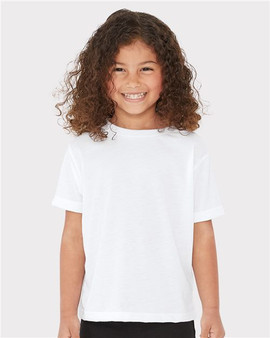 Toddler Polyester Sublimation Tee SubliVie  1310