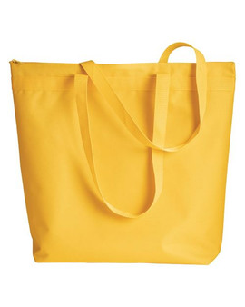 Recycled Zipper Tote Liberty Bags  8802