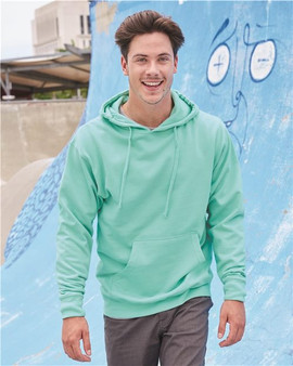 Midweight Hooded Sweatshirt Independent Trading Co.  SS4500