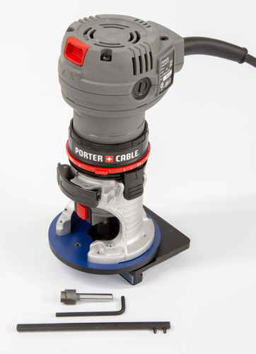 Twin Trim Router