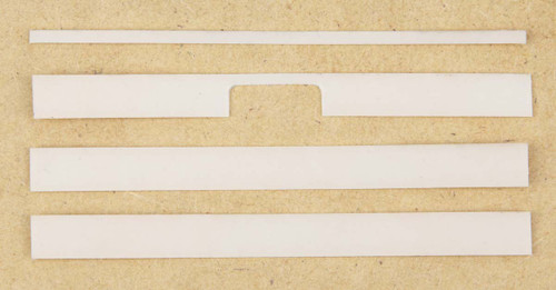 Twin-Trim Non-Marring replacement protective strips
