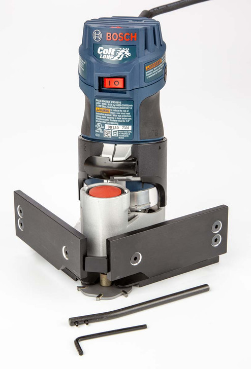 Surface Leveling Router