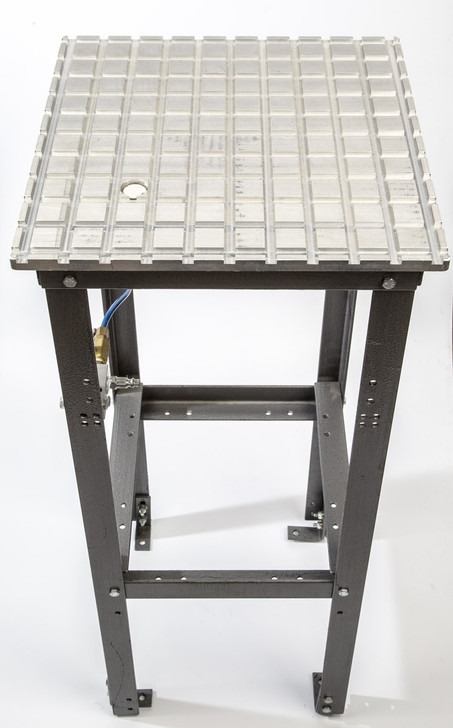 Vacuum Table - Complete with Stand and Air-Vacuum Pump