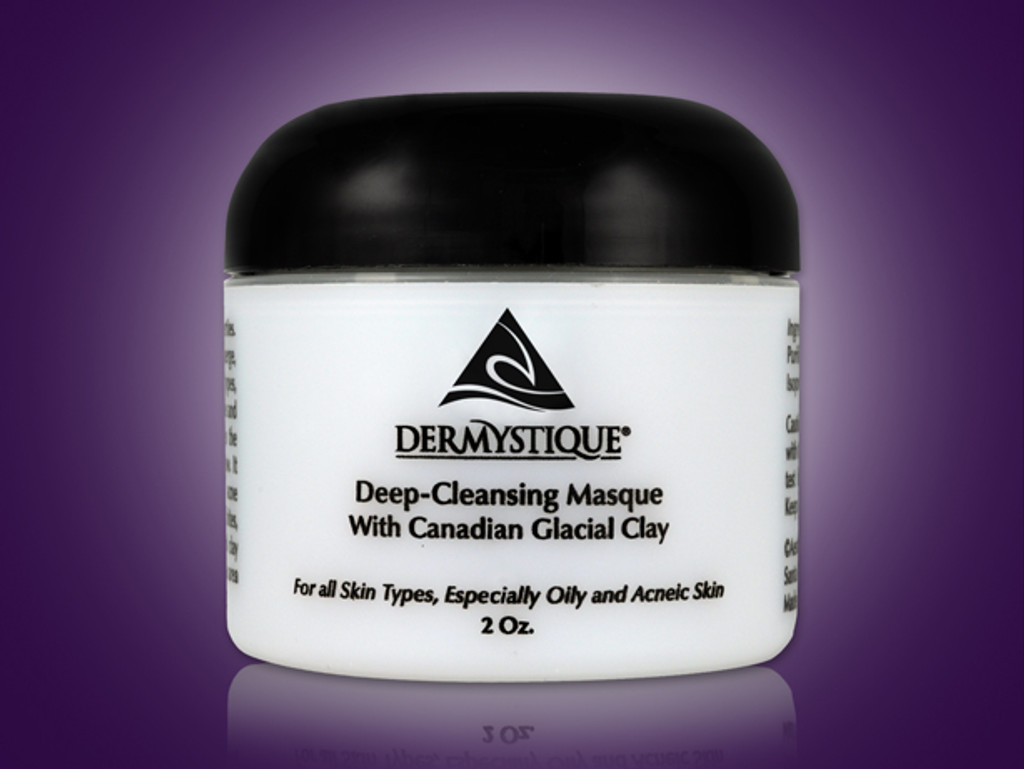 Deep-Cleansing Masque with Canadian Glacial Clay (2 Oz.)