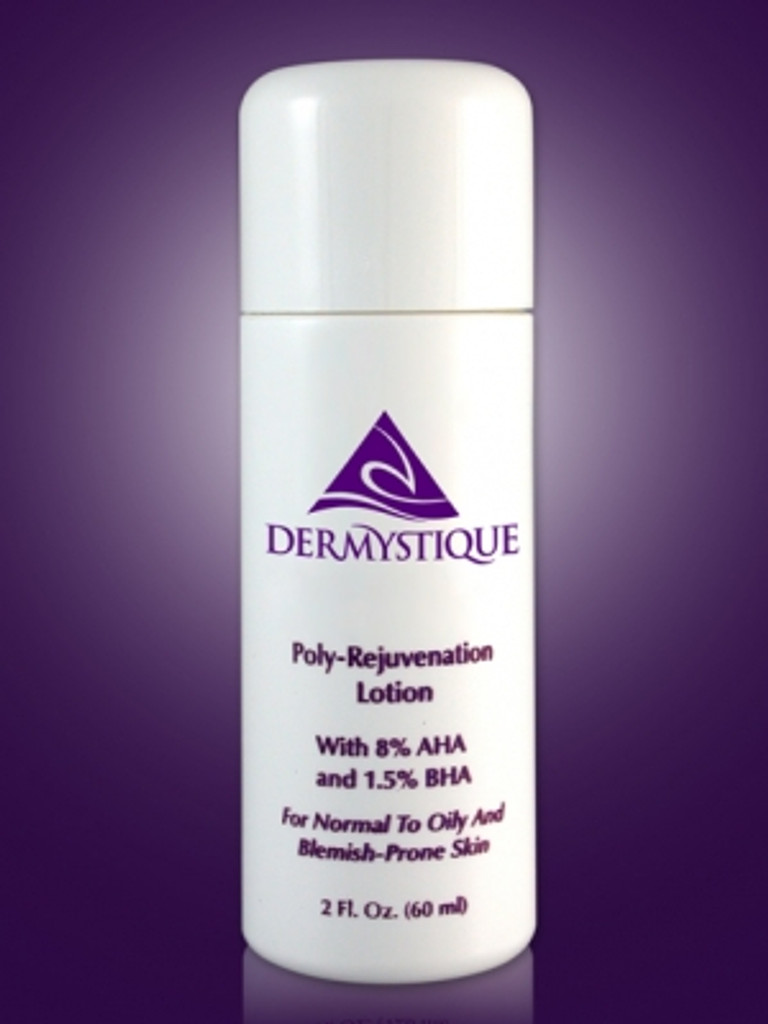 Poly-Rejuvenation Lotion with 8% AHA and 1.5% BHA (2 Fl. Oz.)