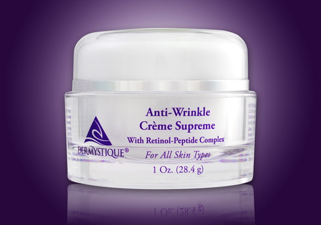Anti-Wrinkle Crème Supreme with Retinol-Peptide Complex (1 Oz.) [Catalog number PG)