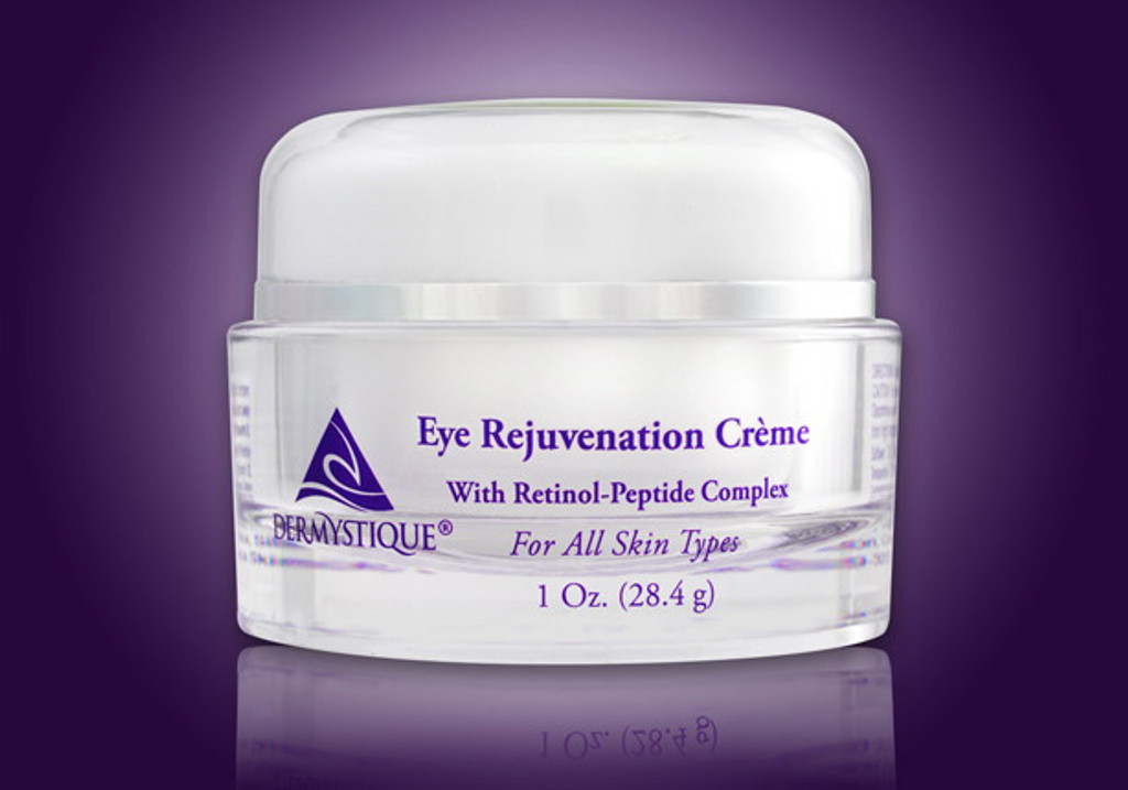 Eye Rejuvenation Crème with Retinol-Peptide Complex (1 Oz.) [Catalog number PL]
