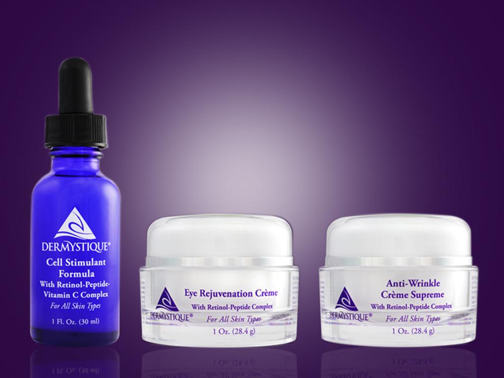 Anti-Aging, Anti-Wrinkle Kit for Normal Skin [Catalog number PR]