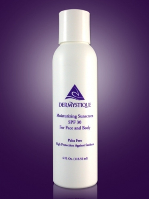 Moisturizing Sunscreen SPF 30 (4 Fl. Oz.) [Catalog number PQ]