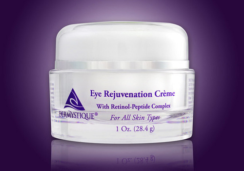 Eye Rejuvenation Crème with Retinol-Peptide Complex (1 Oz.) [Catalog number PL]