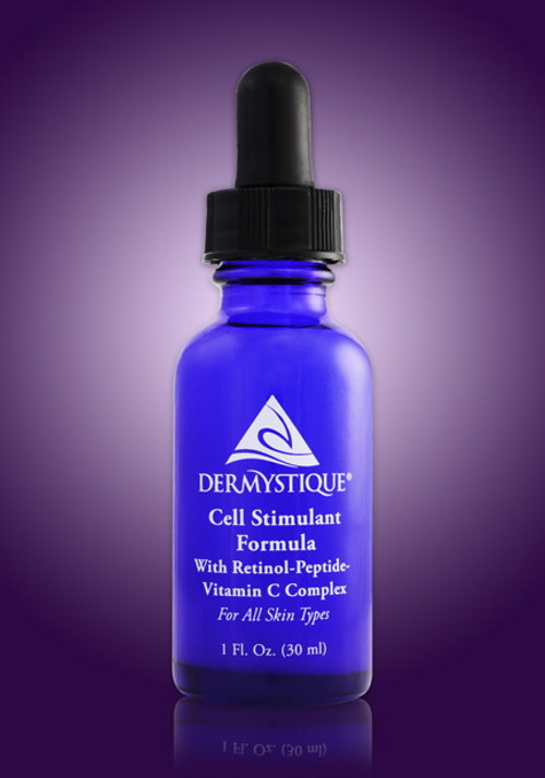 Cell Stimulant Formula With Retinol-Peptide-Vitamin C Complex  (1 Fl. Oz.) [Catalog number PK]
