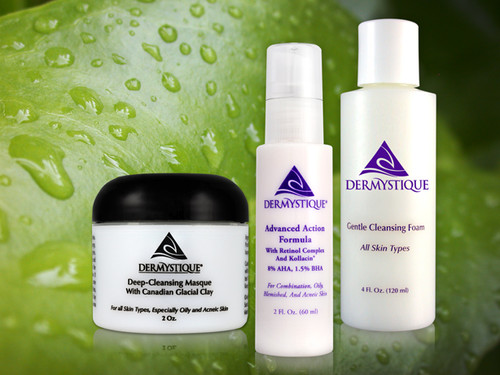 Acne Kit:  Blemish and Acne Therapy Treatment-The Pimplepack [Catalog number PU]