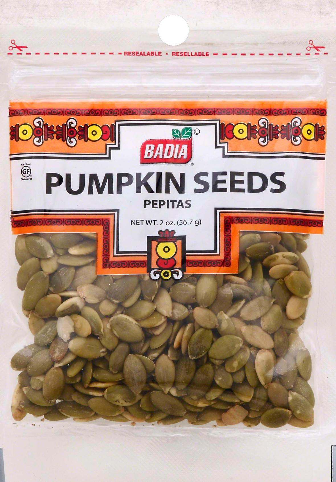 Badia Spices Pepitas Pumpkin Seed