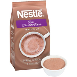 Nestle Rich Chocolate Flavor Whipped Hot Cocoa Mix