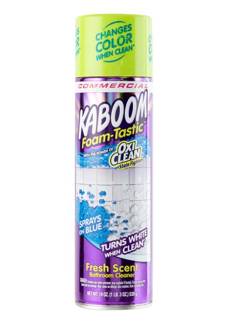 Kaboom Foamtastic Bathroom Cleaner, Fresh Scent