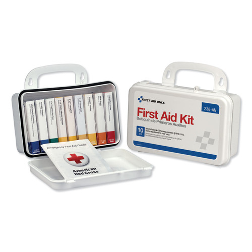 First Aid Only, Inc. Unitized First Aid Kit for 10 People