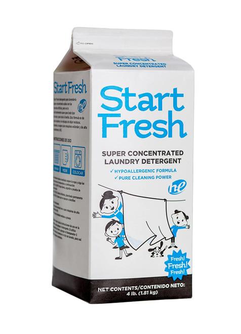 Start Fresh Powder Laundry Detergent