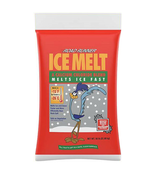 Road Runner Ice Melt Blend Bag Melts to -15°F