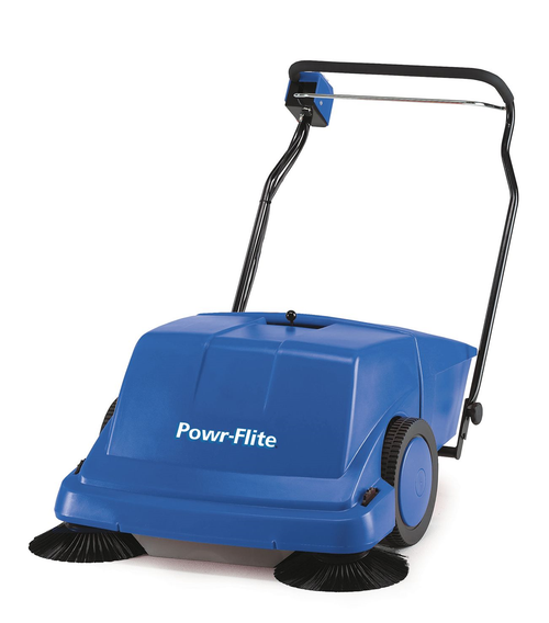 """Powr-Flite PS900BC 36"""" Battery powered Self-Propelled Sweeper"""