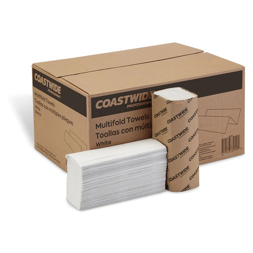 Coastwide Professional™ Multifold Paper Towels