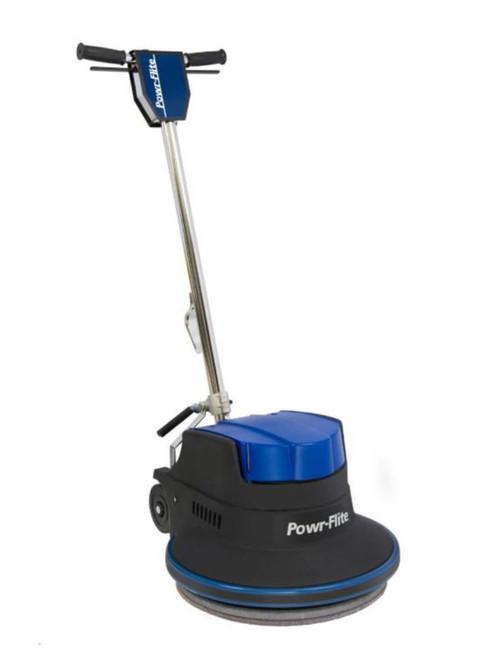 """Powr-Flite 17"""" Floor Machine Millennium with Sandpaper Driver, 1.5HP"""