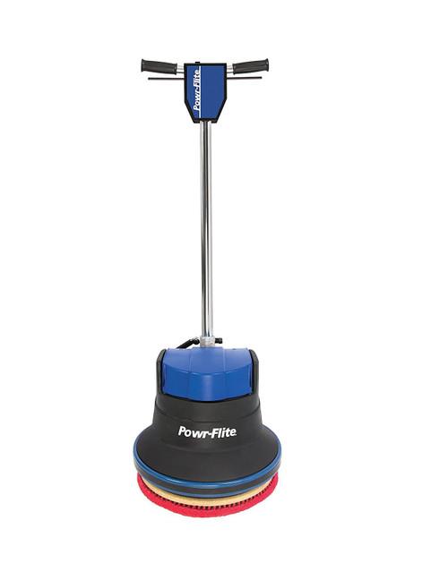 "Powr-Flite Mellennium Edition 17"" Floor Machine With Pad Driver 1.5 HP, 175 RPM"