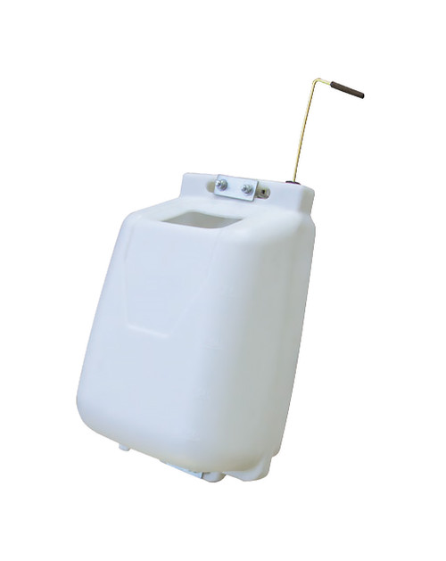 Powr-Flite Solution Tank, 4 Gallon, for any style Floor Machine