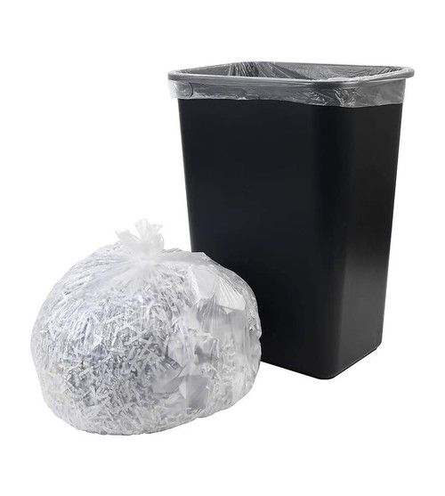 Brighton HDPE Trash Can Liner Coreless Roll, Natural