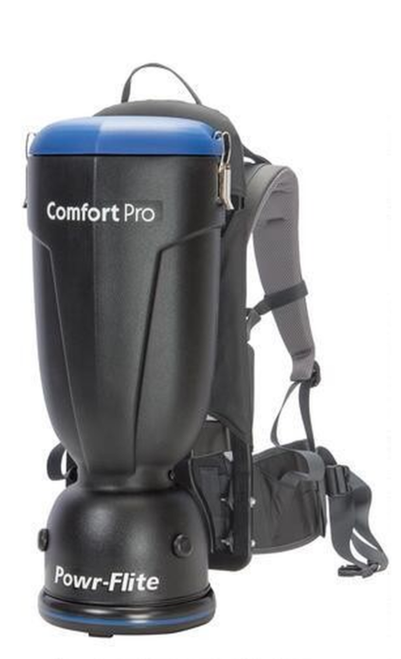 Powr-Flite Backpack Vacuum