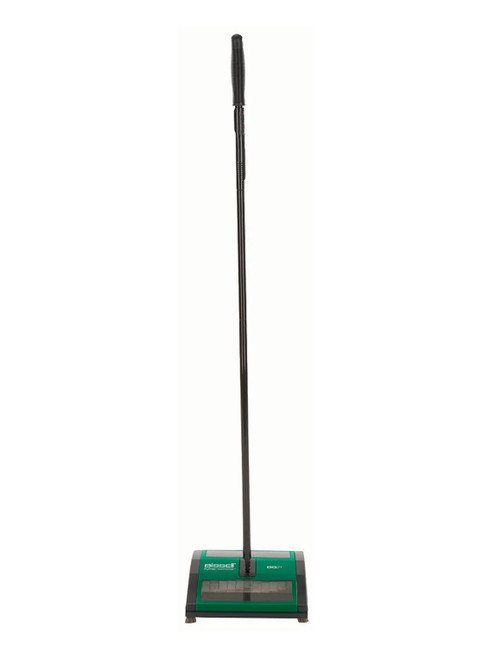 Bissell BigGreen Commercial Sweeper with 2 Rows of Rubber Rotors