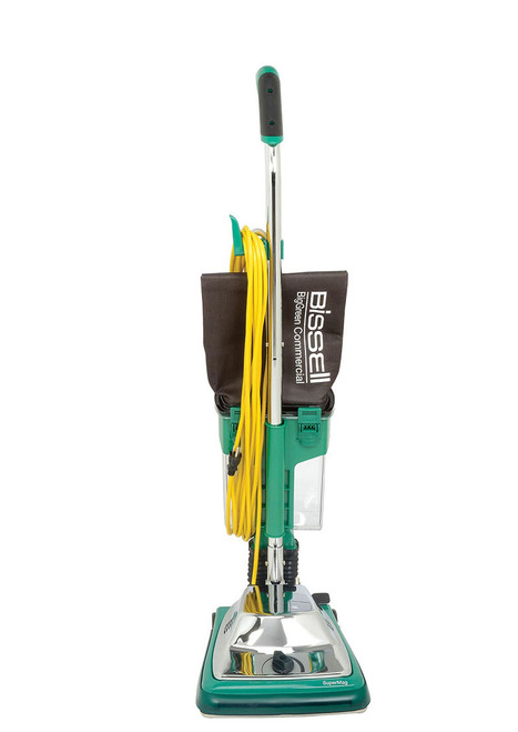 Bissell BigGreen Commercial ProCup Comfort Grip Handle Upright Vacuum