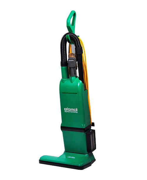 Bissell BigGreen Commercial Dual Motor Upright Vacuum with On Board Tools