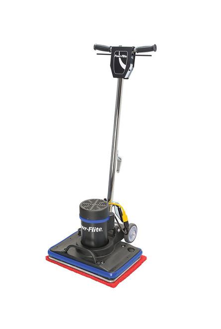 "Powr-Flite Powr² Orbital Floor Machine 1.5 hp 3500 RPM, 14""-20"""