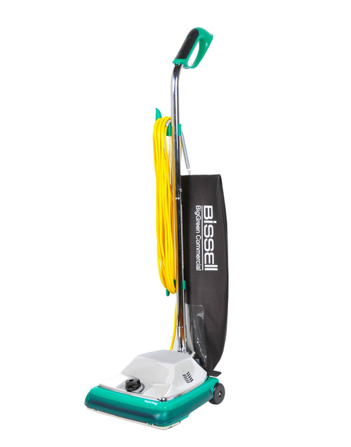 """Bissell BigGreen 12"""" Commercial Vacuum with Magnet Bar"""