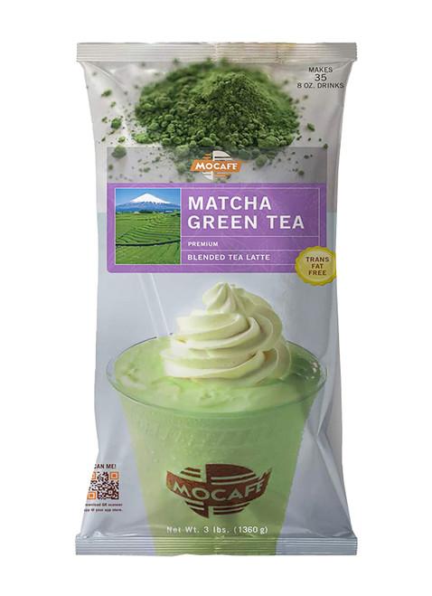 Mocafe Premium Matcha Green Tea Latte