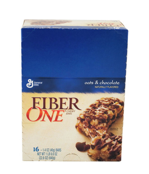 Fiber One Chewy Granola Bar Oats and Chocolate