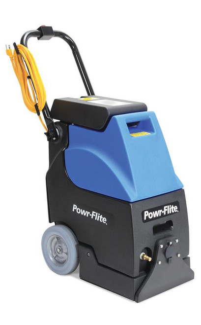 Powr-Flite Heavy Duty Self-Contained Carpet Dirt Extractor