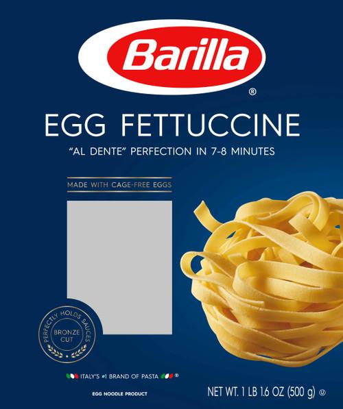 Barilla Egg Fettuccine