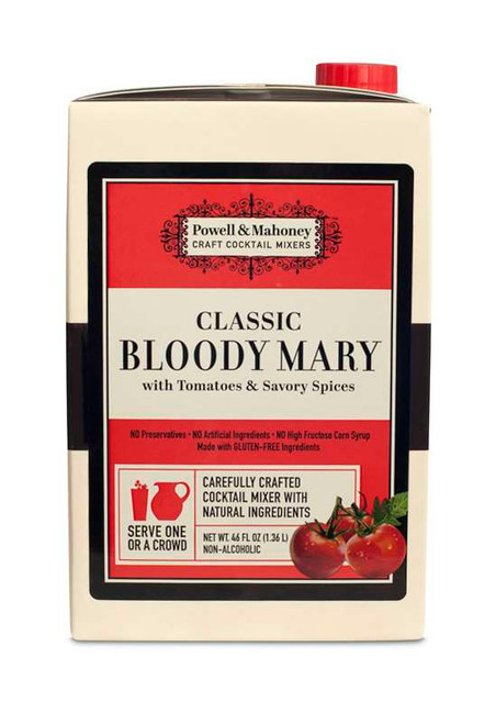 Powell and Mahoney Classic Bloody Mary Cocktail Mix