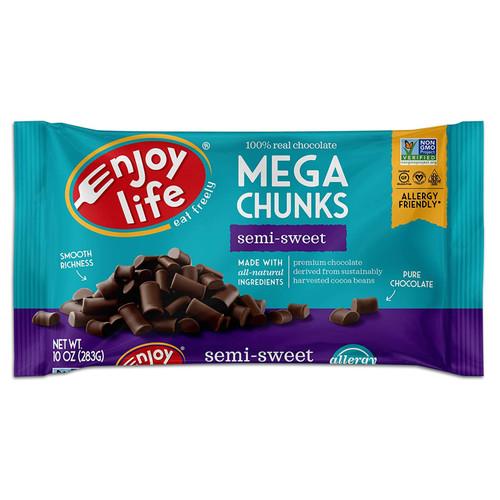 Enjoy Life Semi-Sweet Mega Chunks Baking Chocolate