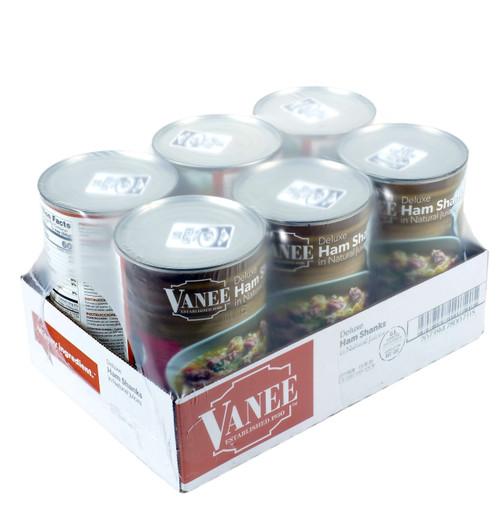 Vanee Ham Shanks in Natural Juices