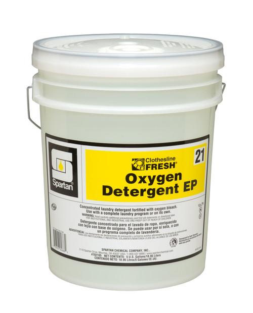 Spartan Oxygen Detergent EP Concentrated Laundry Detergent